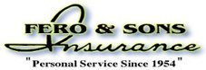 Fero & Sons Insurance -FL Personal & Commercial Insurance Logo